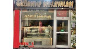 Damak Tadı Gaziantep Baklavaları & Patnos