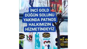 İNCİ GOLD DÜĞÜN SALONU | PATNOS |