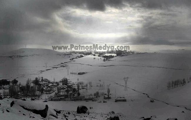Patnos Köyleri Güzel Görünümleri
