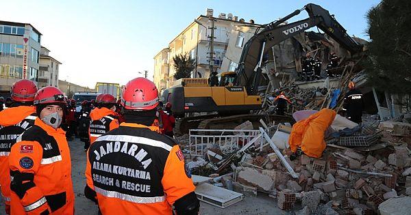 Elazığ Depremi Resimleri