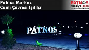 Patnos Merkez Camisi Işıl Işıl