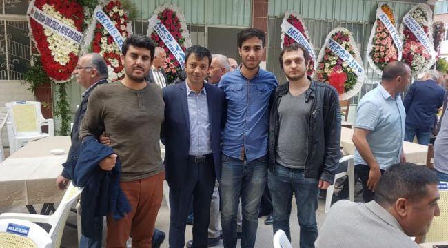 İzmir'de Patnoslular Derneği Açılışı