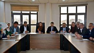 Patnos Belediyesi İlk Meclis Toplantısı Düzenledi