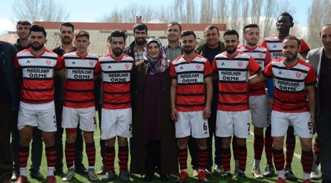Patnos Spor 6 - 0 Ağrı ASP Spor