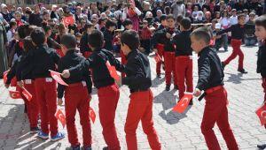 Patnos'ta 23 Nisan Kutlamaları