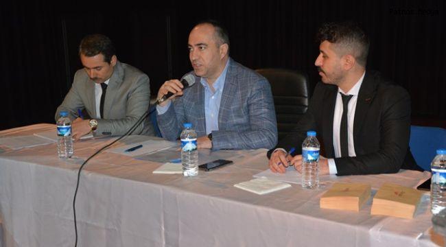 Patnos'ta, Encümen Seçimi Yapıldı