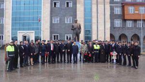 Patnos'ta Polisler Günü Coşkuyla Kutlandı