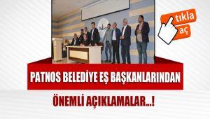 Patnos Belediyesi Eş Başkanları, Belediye Personeli İle Toplantı Yaptı