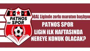 Patnos Spor Zorlu Bal Ligi Maratonuna Çıkıyor.