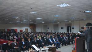 Patnos'ta 24 Kasım Öğretmenler günü Coşkuyla Kutlandı