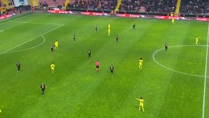Kayserispor - Fenerbahçe | Maç Özeti |