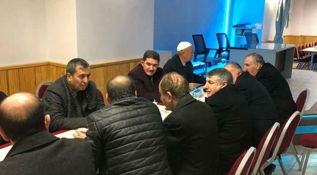 Milletvekili Ekrem Çelebi'den Taziye Ziyareti