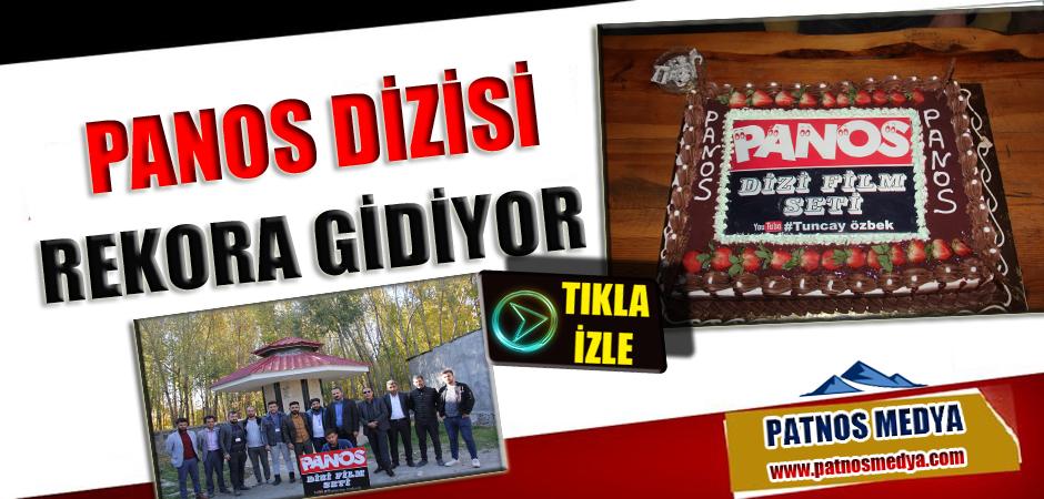 'PANOS DİZİSİ' REKORA GİDİYOR