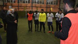 Patnos Belediyesi Futbol Turnavası Başladı.
