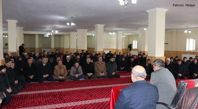 Patnos'ta Din Görevlileri Toplantısı