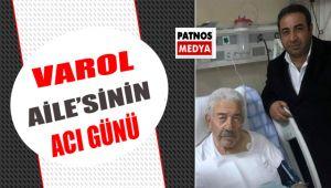 Patnos kanaat önderlerinden İhsan Varol, hayatını kaybetti.