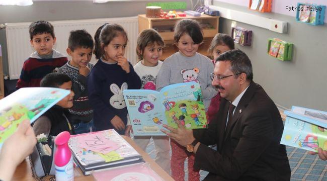 Patnos Kaymakamı Okul Ziyaretleri Gerçekleştirdi.