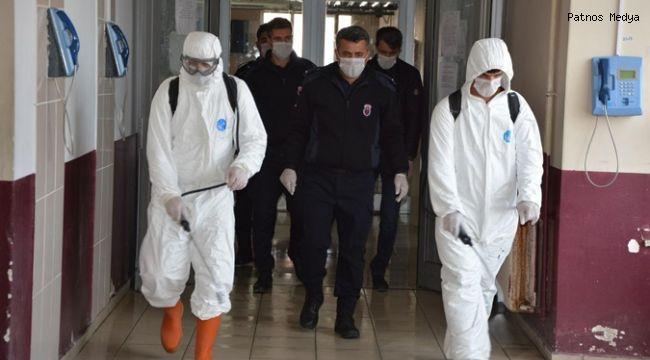 Patnos Ceza infaz kurumlarında tedbirler arttırıldı