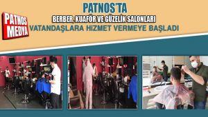 Patnos'ta Tedbirler Kapsamında Kapatılan Yerler 44 Gün Sonra Açıldı