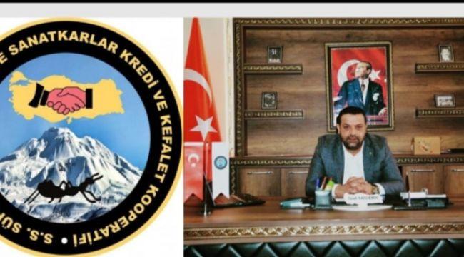 Başkan Taşdemir'den Kurban Bayramı Mesajı
