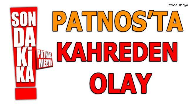 Patnos'ta Kahreden Olay !