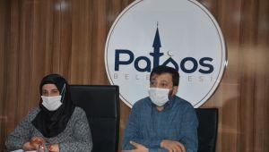 Patnos Belediyesi ekim ayı olağan meclis toplantısı yapıldı.