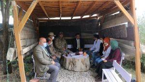 Patnos Kaymakamı, Köy Ziyaretlerini Sürdürüyor