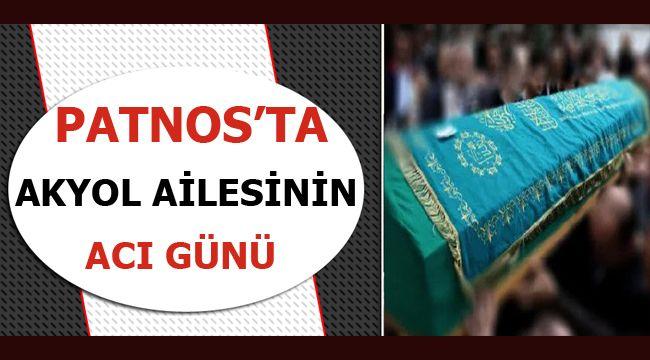 Patnos'ta ''AKYOL'' Ailesinin Acı Günü!