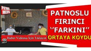 PATNOSLU FIRINCI ''FARKINI'' ORTAYA KOYDU