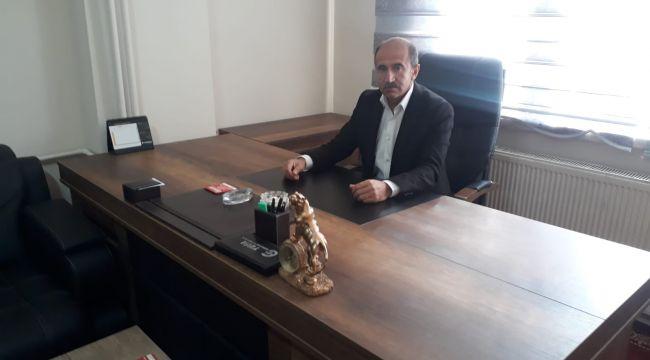 Doğu Anadolu Başkanlığına Seyyit Battal CAN Seçildi