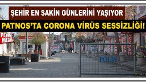 Patnos'ta Sokaklar Boş Kaldı