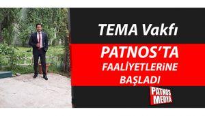 TEMA Vakfı Patnos'ta faaliyetlerine başladı