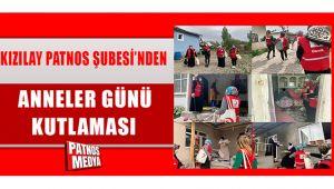 Kızılay Patnos Şubesinden Anneler Günü kutlaması
