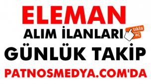 Patnos'ta Deneyimli Elaman Alınacaktır